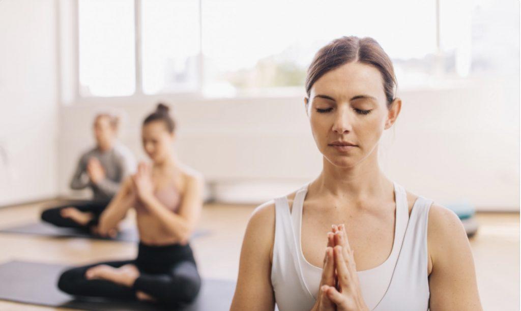 Prana Yoga als Präventionskurs für Einsteiger & Wiedereinsteiger